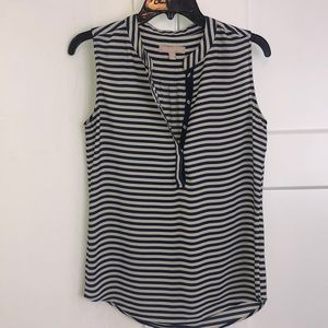Banana Republic snap button Tank top